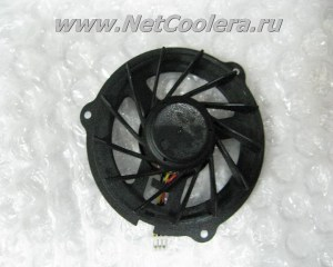 Вентилятор (кулер) для HP Compaq Presario CQ50 CQ60 CQ70 G50 G60 G70 Intel CPU 3-pin VER-2 FAN
