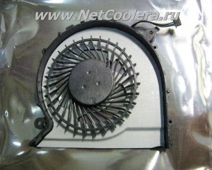 Вентилятор (кулер) для Samsung SAMSUNG NP500R5K NP500R5H 4-pin 3-cable FAN