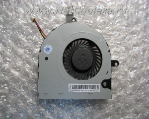 Вентилятор (кулер) для Toshiba Satellite C55-B C55T-B C55D-B C50G-B 3-pin Fan